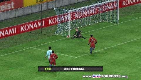 Pro Evolution Soccer 2014 | PSP