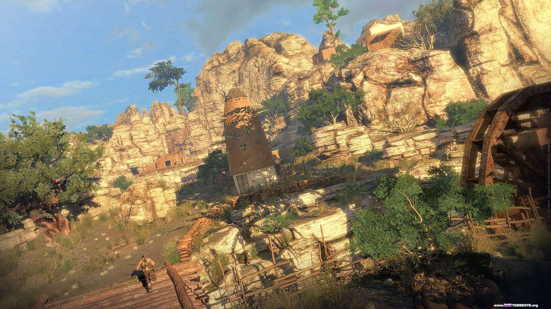 Sniper Elite III [v 1.08 + 10 DLC] | PC | RePack от R.G. Games