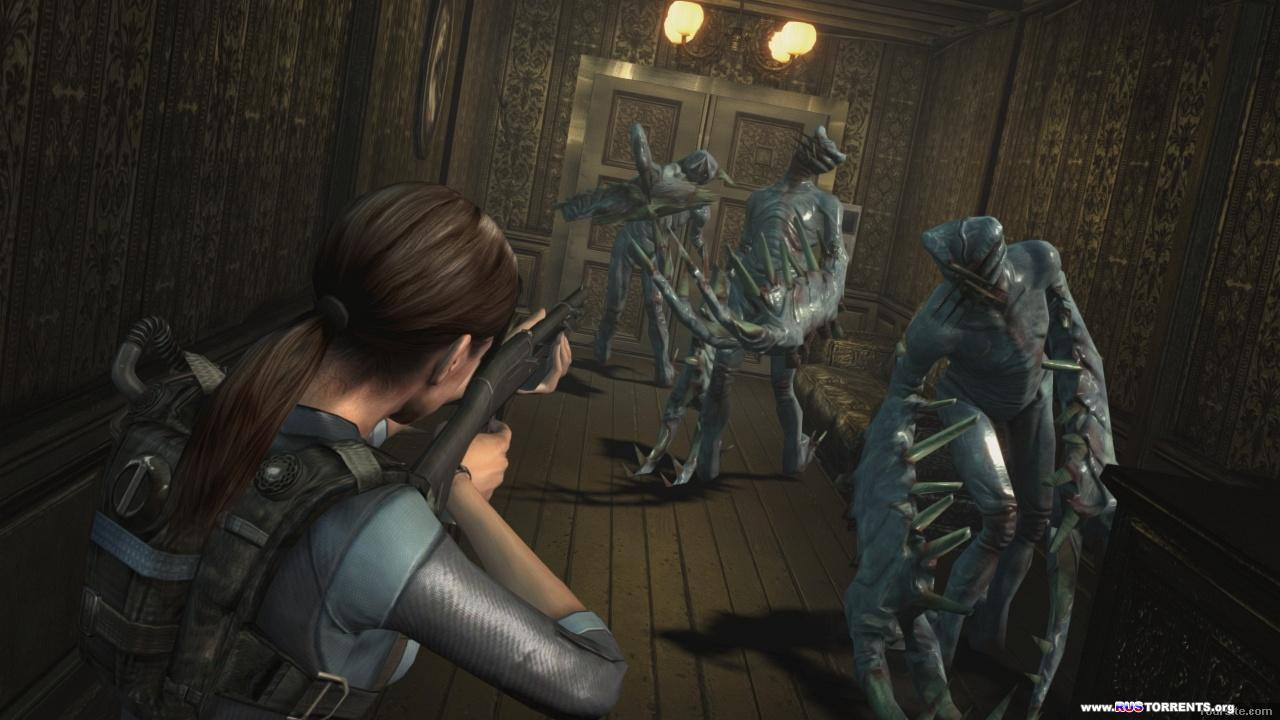 Resident Evil: Revelations | PC | RePack от R.G. UPG