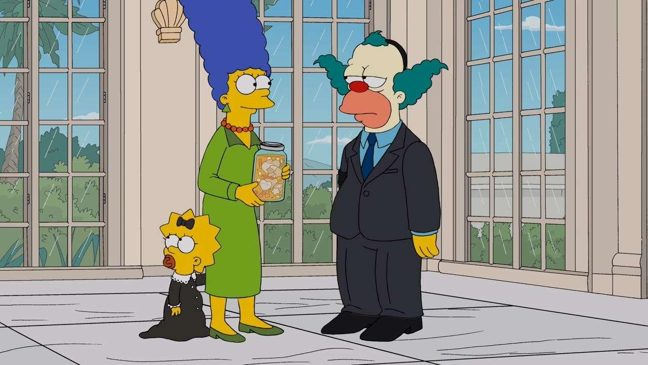 Симпсоны [26 сезон: 01-22 серии из 22] | WEB-DL 720p | OmskBird