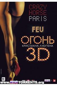 Огонь Кристиана Лубутена в 3D | BDRip 1080p | 3D-Video | halfSbS