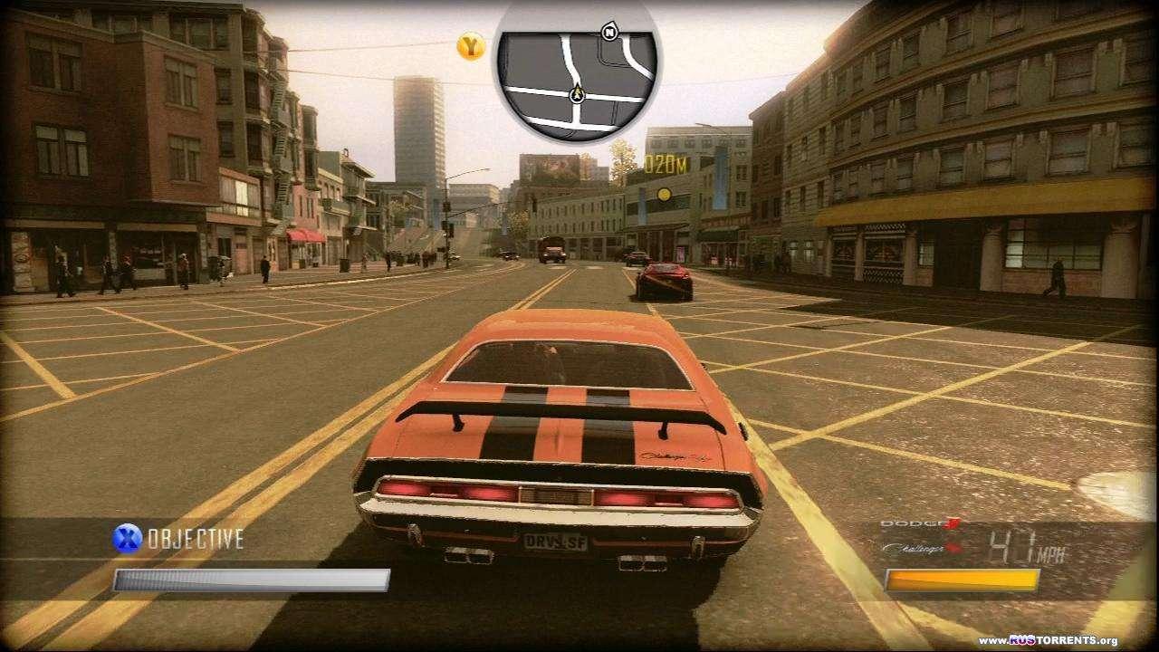 Driver: San Francisco | PC | RePack от R.G. Механики