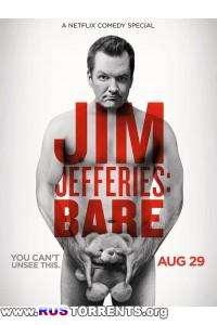 Джим Джефферис: Неприкрытый | WEBRip | L1