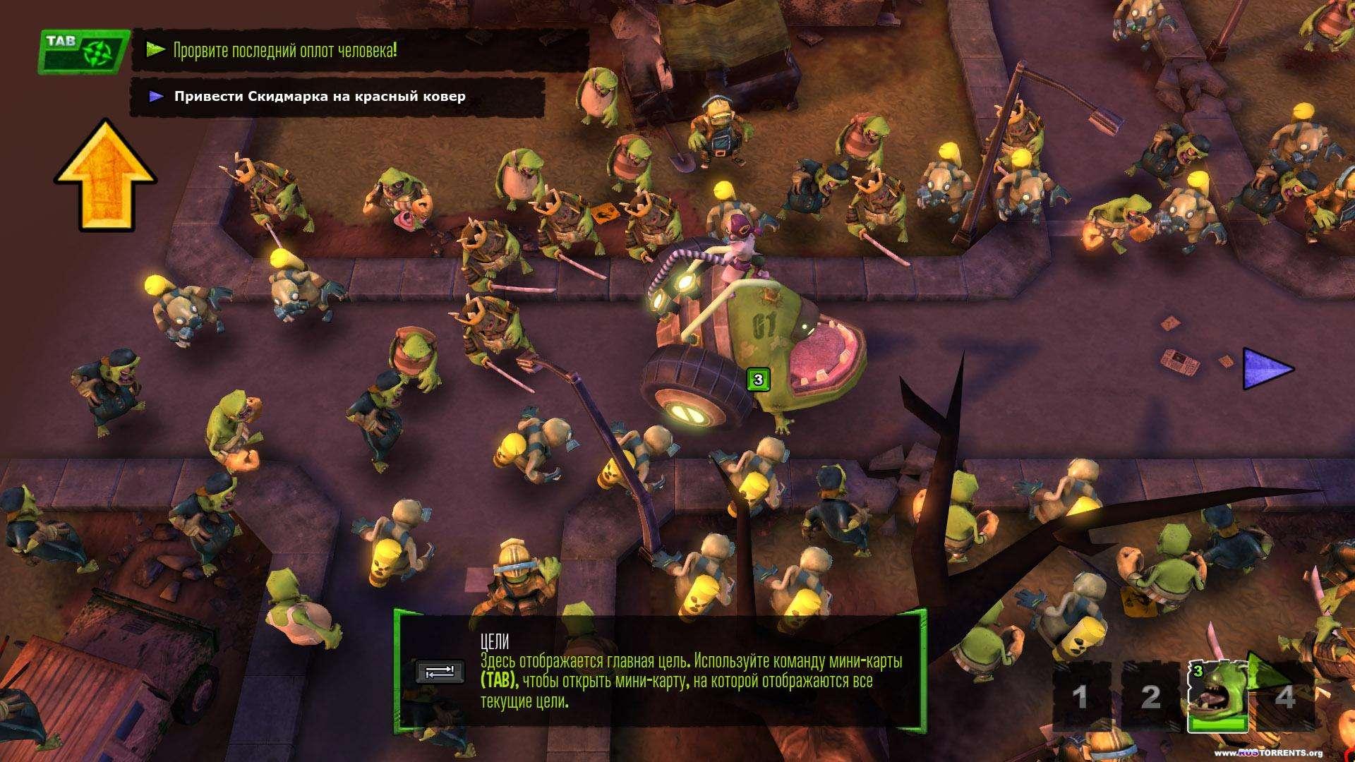 Zombie Tycoon 2: Brainhov's Revenge | Steam-Rip �� R.G. GameWorks