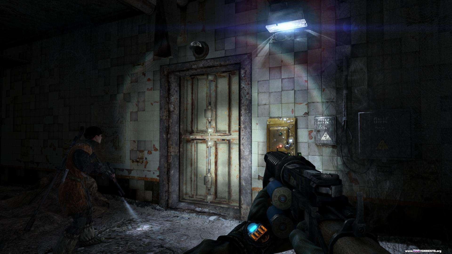 Metro: Last Light | РС | RePack от R.G. Games