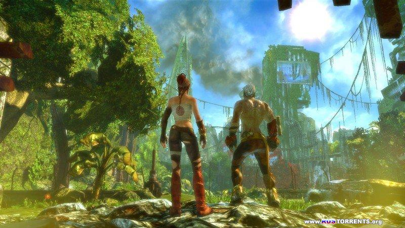 Enslaved: Odyssey to the West. Premium Edition | РС | RePack от R.G. Catalyst