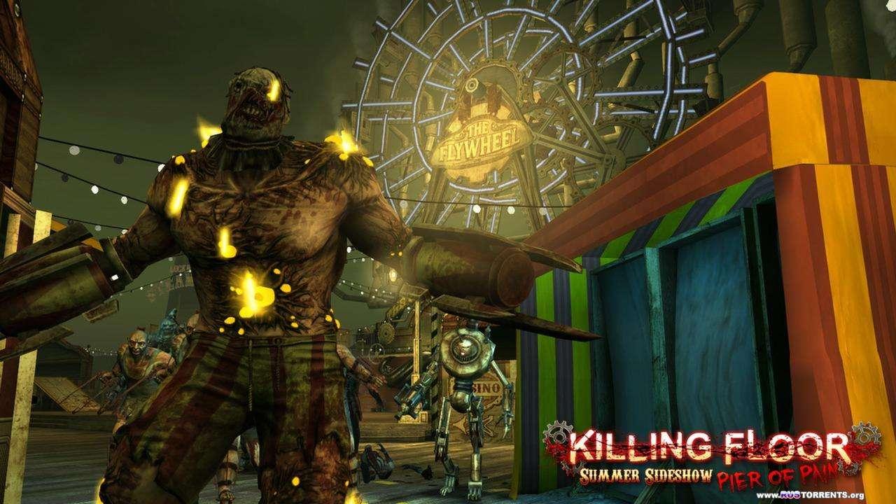 Killing Floor [v 1064] | PC | RePack