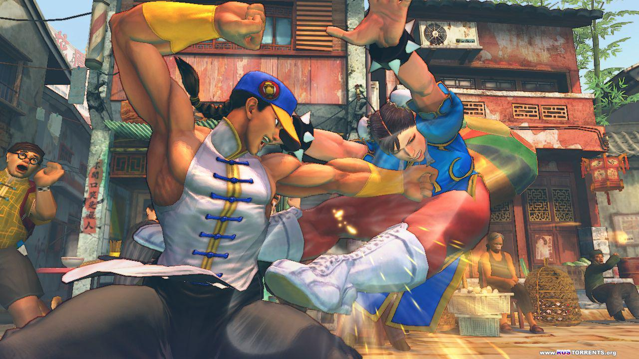 Super Street Fighter 4: Arcade Edition | PC | RePack от Fenixx