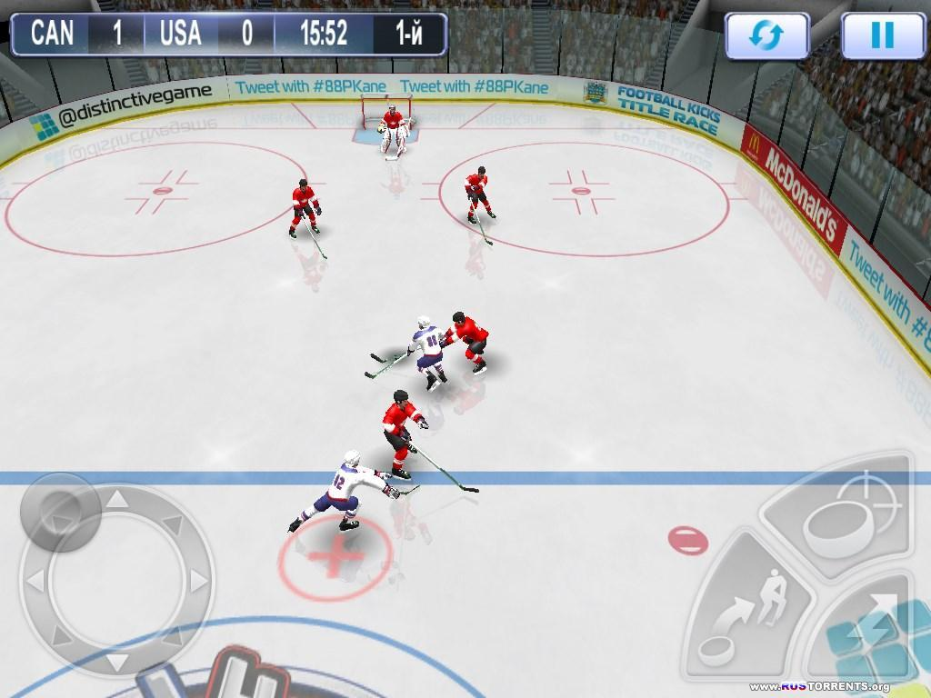 Patrick Kane's Winter Games | Android