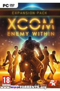 XCOM: Enemy Within | PC | Steam-Rip от R.G. GameWorks