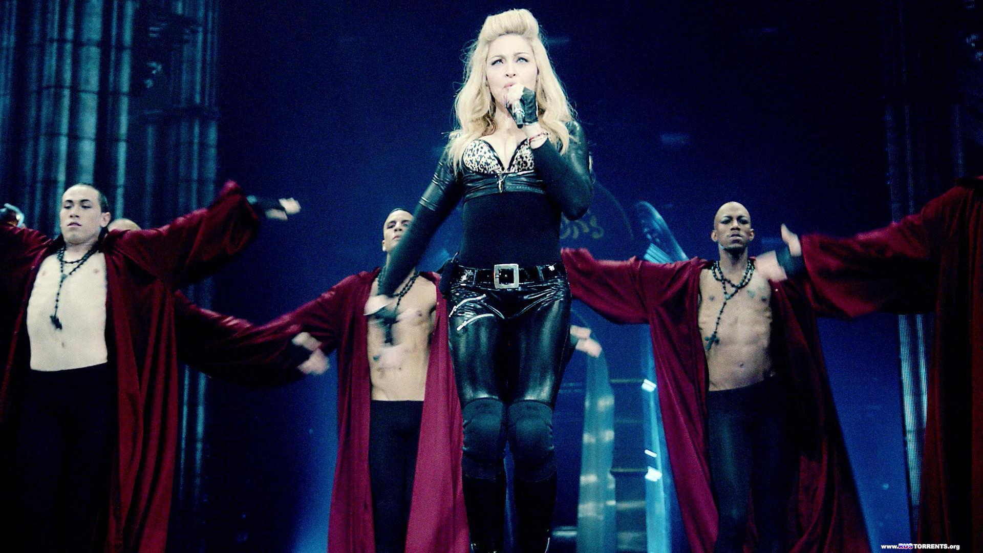 Madonna - The MDNA World Tour | Blu-ray 1080p
