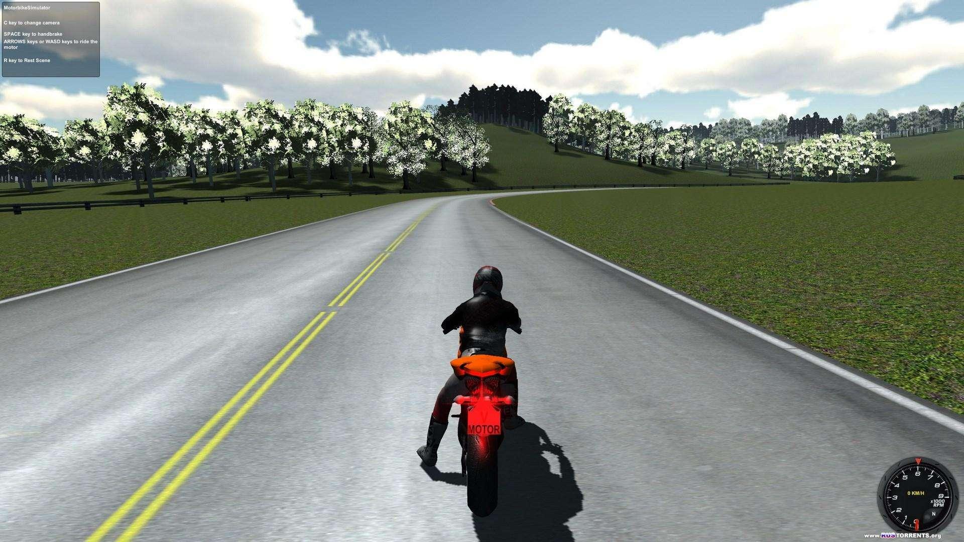 Motorbike Driving Simulator 3D | РС