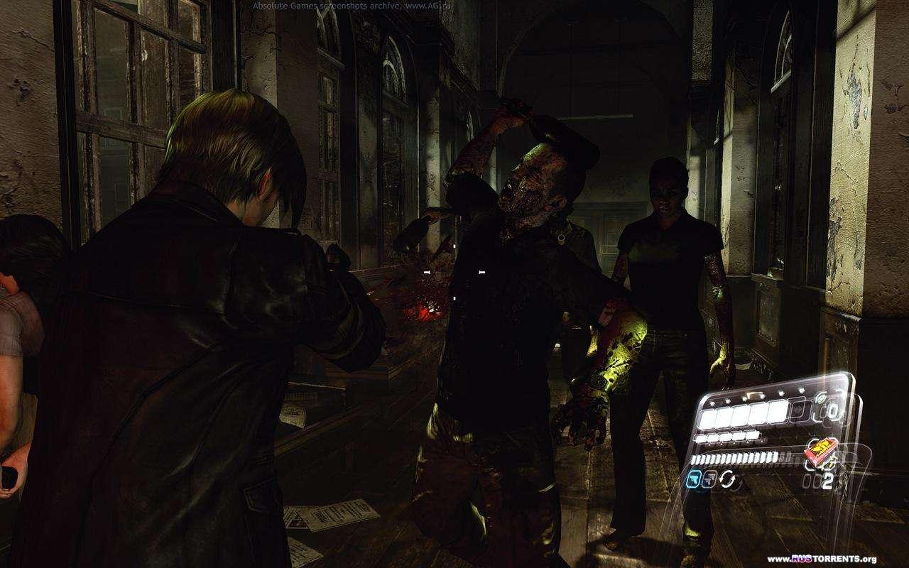 Resident Evil 6 [v 1.0.6 + DLC] | PC | Repack �� R.G. Catalyst