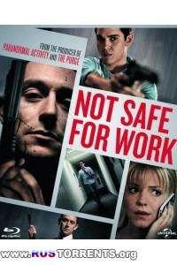 Не безопасно для работы | BDRip 720p | L1