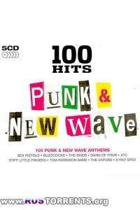 VA -100 Hits Punk & New Wave  | MP3