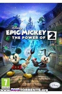 Disney Epic Mickey: Две легенды | РС | Лицензия