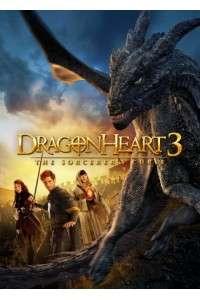 Сердце дракона 3: Проклятье чародея | HDRip | Лицензия