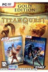 Titan Quest - Gold Edition | PC | RePack от R.G. Механики