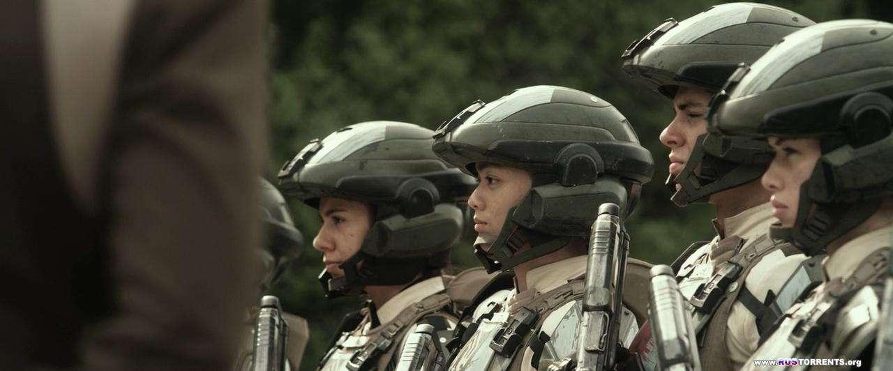 Halo 4: Идущий к рассвету | BDRip 720p | Лицензия