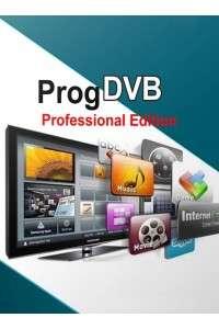 ProgDVB 7.08.7 Professional Edition