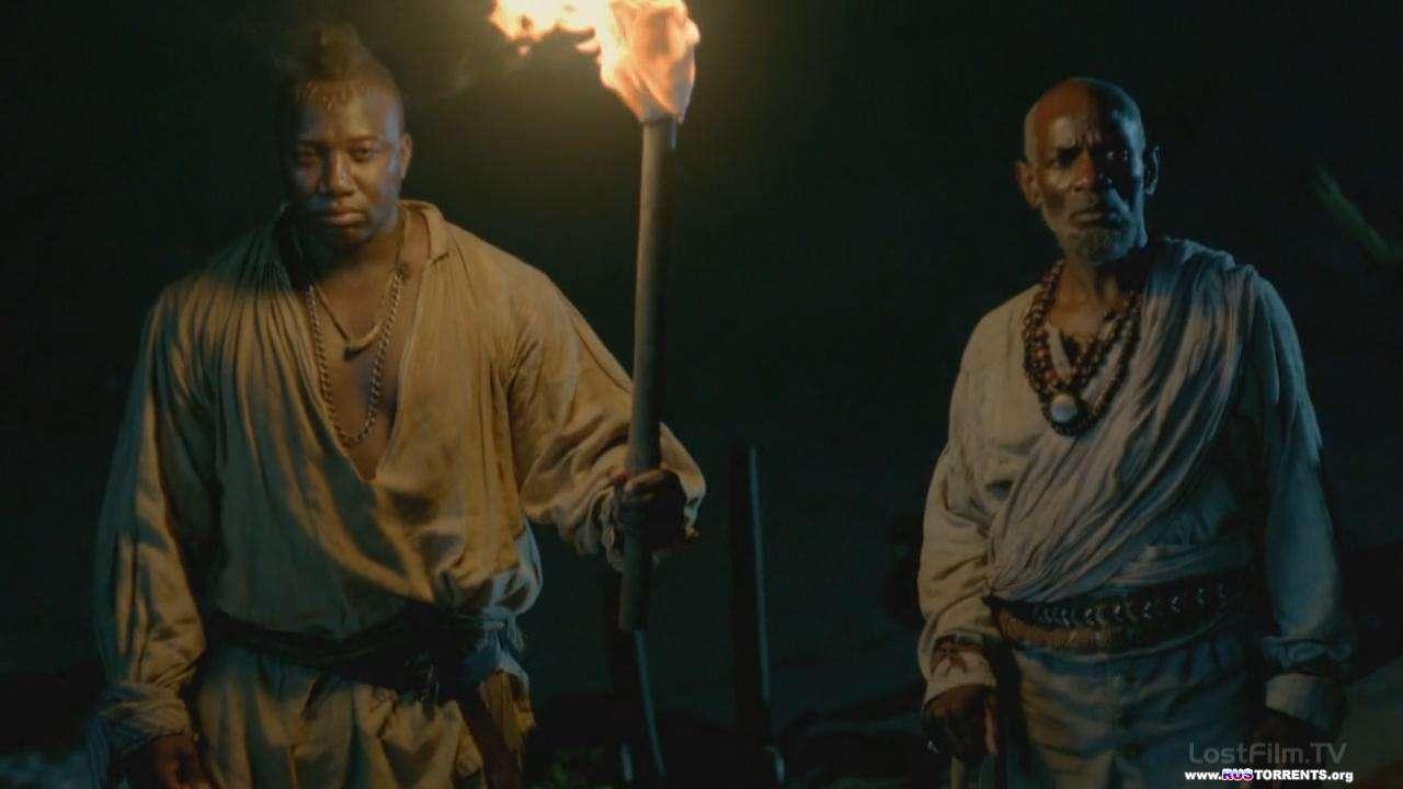Чёрные Паруса [01 сезон: 01-08 серии из 08] | HDTVRip 720p | LostFilm