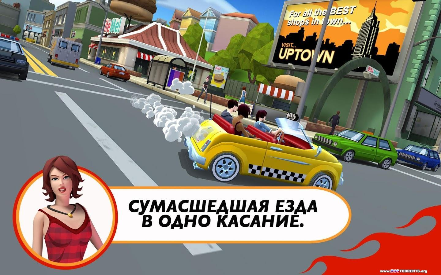 Crazy Taxi� City Rush | Android