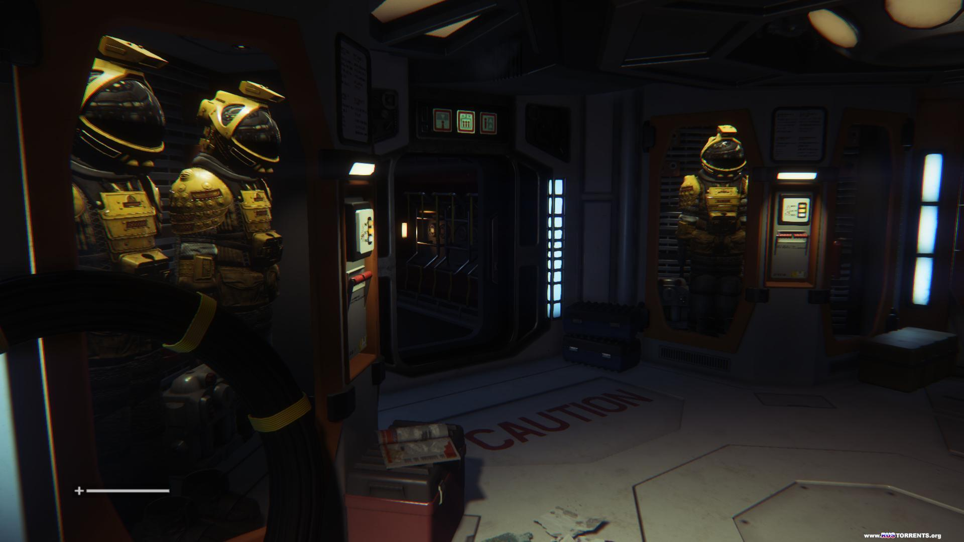 Alien: Isolation [Update 8] | PC | Steam-Rip от R.G. Steamgames