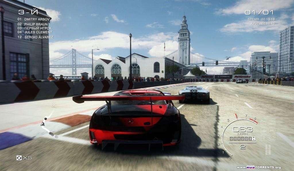 GRID: Autosport Black Edition + DLC | PC | RePack by SeregA-Lus
