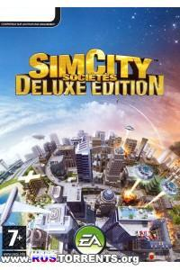 SimCity: Societies - Deluxe Edition | PC | RePack от R.G. Catalyst