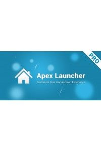 Apex Launcher PRO v3.1.0 | Android