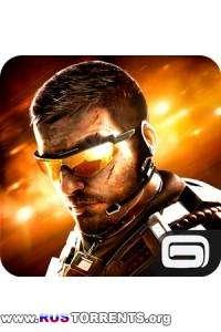 Modern Combat 5: Затмение / Modern Combat 5: Blackout [v1.4.1a] | Android