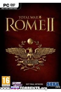 Total War: Rome 2 - Emperor Edition [v 2.2.0.0] | PC | RePack от R.G. Механики