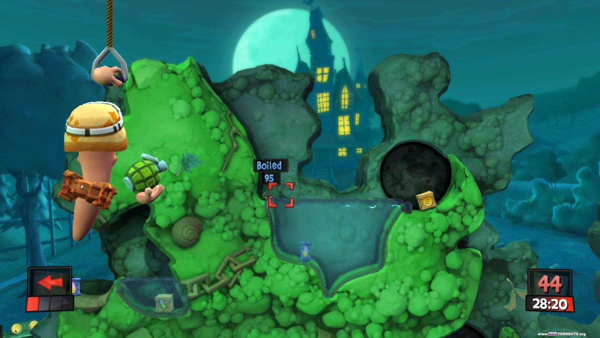 Worms Revolution | Steam-Rip от R.G. Origins