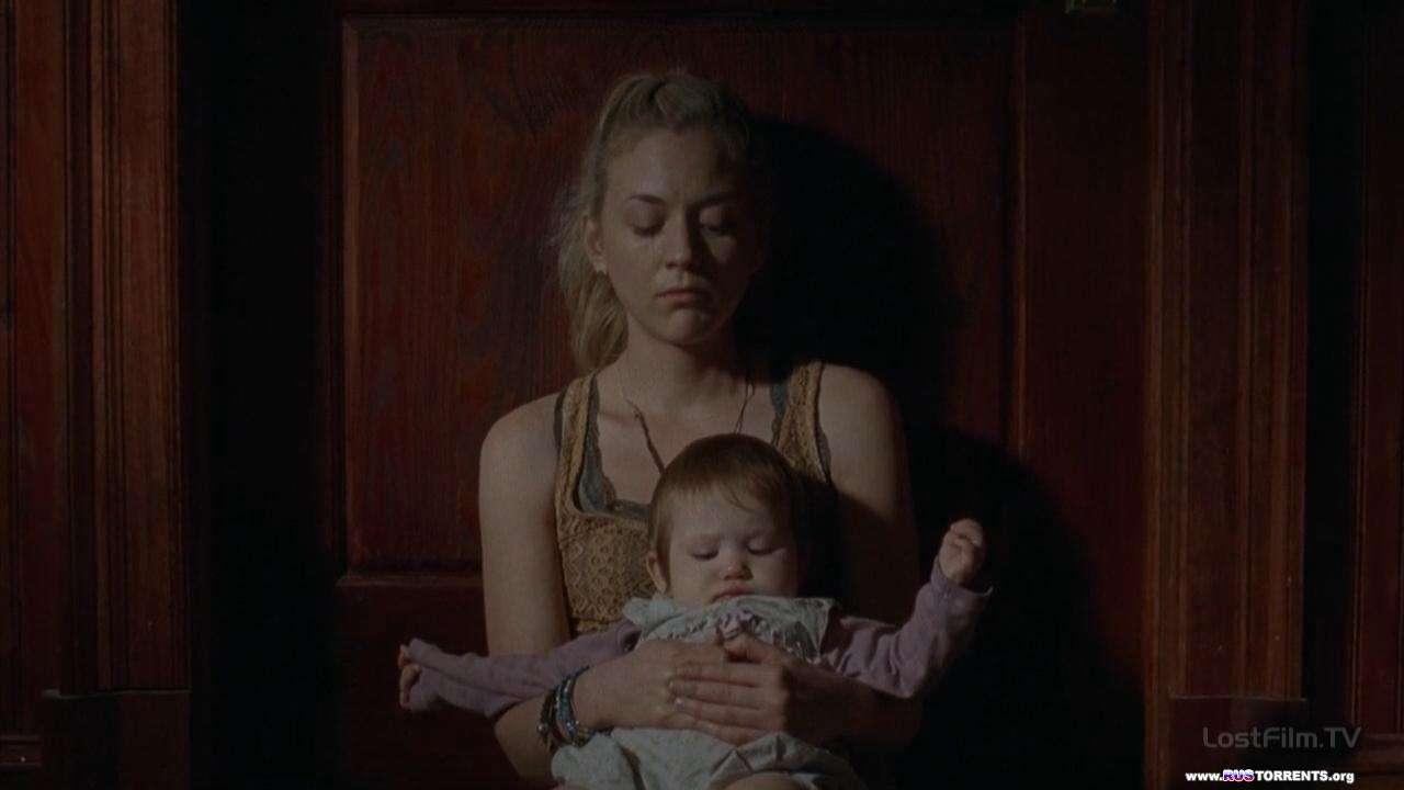 Ходячие мертвецы [04 сезон: 01-16 серии из 16] | WEB-DLRip 720p | LostFilm