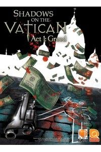 Shadows on the Vatican Act I: Greed | PC | Лицензия