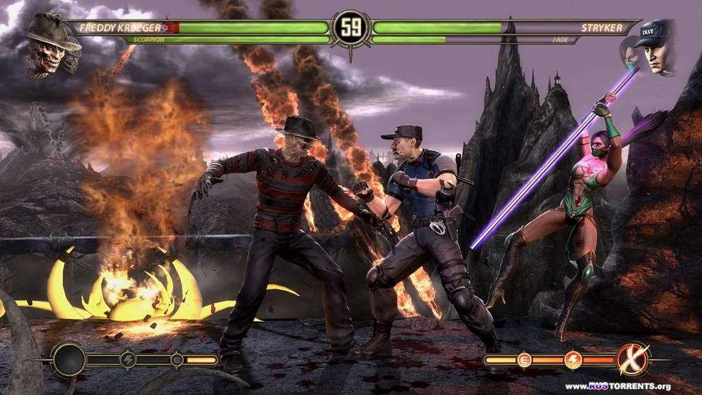 Mortal Kombat: Komplete Edition | PC | Русификатор