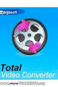 Bigasoft Total Video Converter 4.3.5.5344