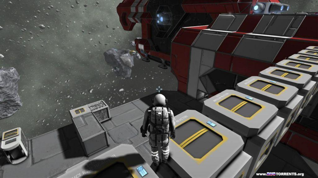 Космические Инженеры / Space Engineers [v 01.169] | PC | RePack от Pioneer