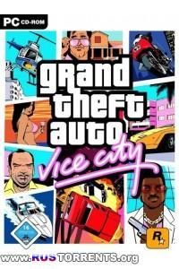 Grand Theft Auto: Vice City - Retro City | PC | RePack от AlpineR