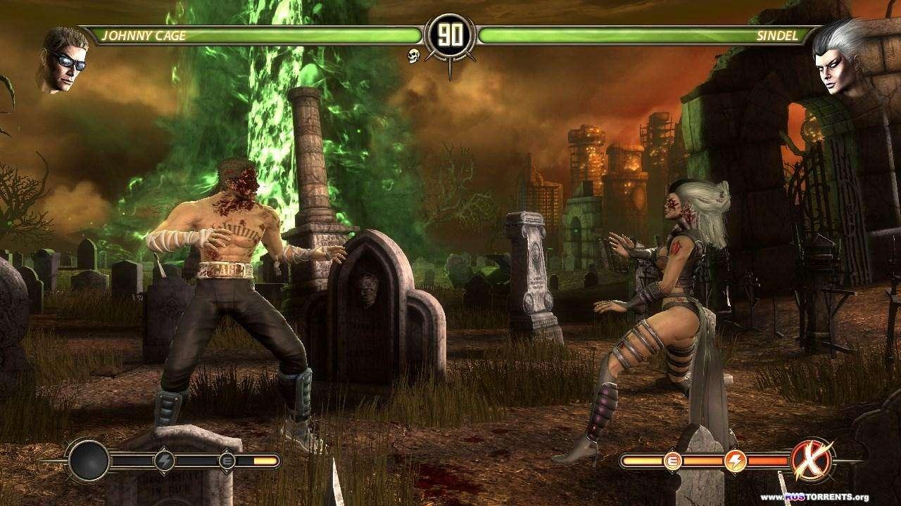Mortal Kombat: Komplete Edition | PC | RePack �� Tolyak26