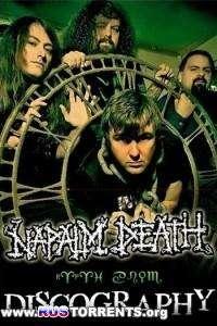 Napalm Death - Discography (1987-2012)