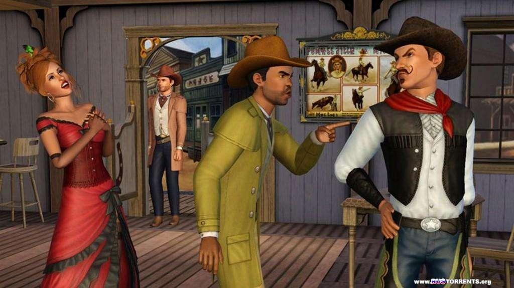 The Sims 3: Кино Каталог | PC
