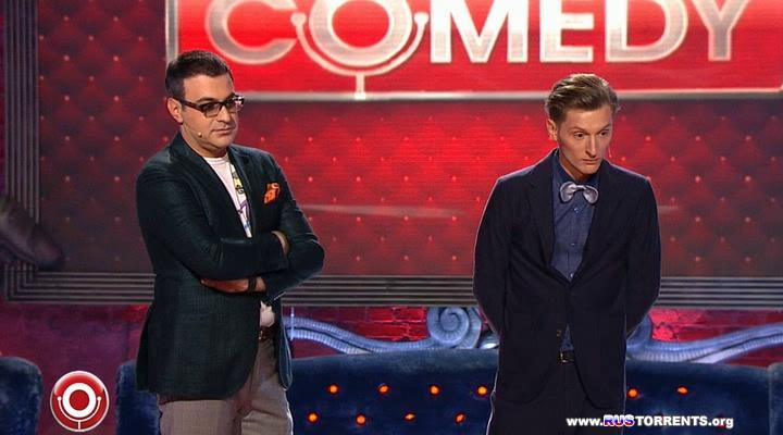 Новый Comedy Club [381] [эфир от 13.12.] | HDRip