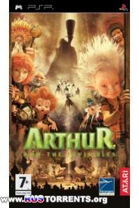 Arthur and The Invisibles | PSP
