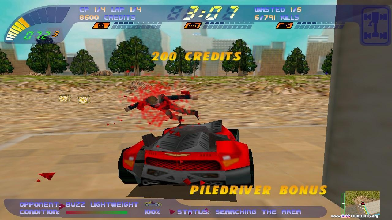 Carmageddon II: Carpocalypse Now | PC | Лицензия