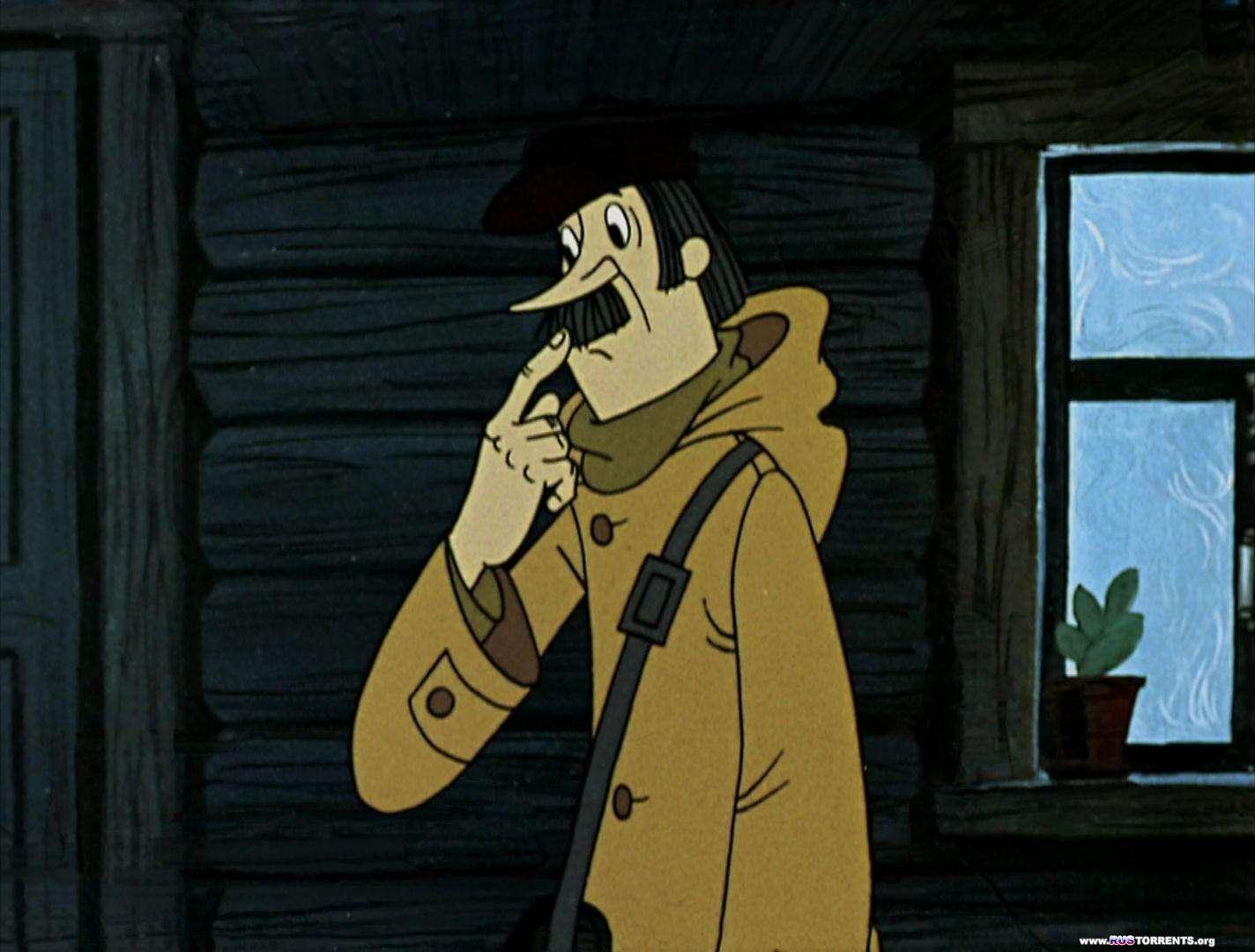 Трое из Простоквашино + Сборник мультфильмов | BDRip 1080p