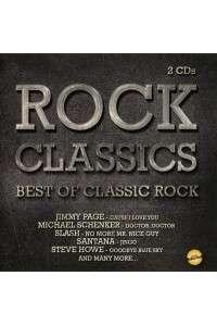VA - Rock Classics - Best of Classic Rock (2 CD) | MP3