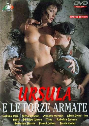 Урсула и Вооруженные Силы | Ursula e le Forze Armate / Ursula y las Fuerzas Armadas