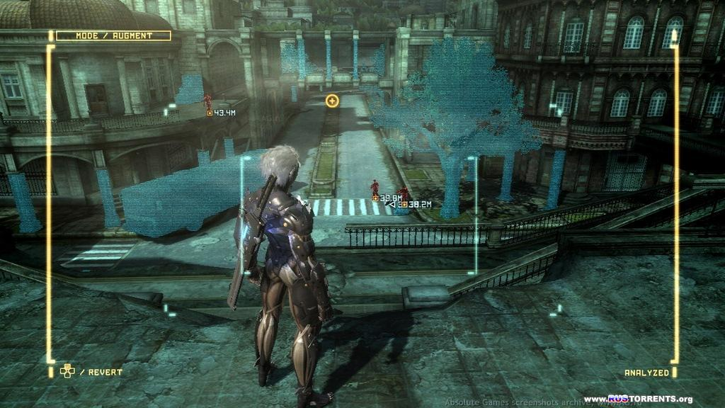 Metal Gear Rising: Revengeance | PC | Eng | Steam-Rip by R.G. GameWorks