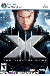 X-Men: The Official Game | РС | Repack от R.G. Element Arts